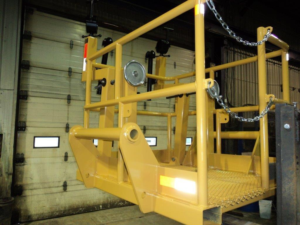 Truck Pipe Rack >> Pipe Handler Attachment