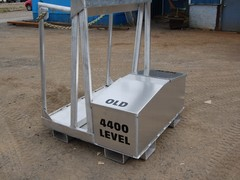 Aluminum Rod Rack with Bit Box