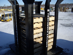 Shotcrete Pallet Stacker